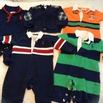 Euc Infant Ralph Lauren Outfits Photo
