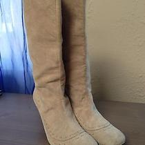 Euc Japan High End Brand Indivi Suede Boots Shopbop 38 8 Anthropologie Photo