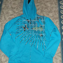 Euc Mens / Young Mens Large Hurley Hoodie Photo