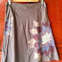 Euc Monsoon Skirt Purple Size 8 Bcbg Dvf Rl Polo Photo