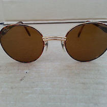 Euc Ray-Ban Rituals Sunglasses W2546 Faux Tortoise Gold Toned Photo