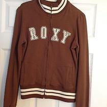 Euc Roxy Zipper Sweatshirt Photo
