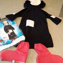Euc Rubies Gargamel Smurfs Halloween Costume 3pc Set Size 2t-4t in Orginal Bag  Photo