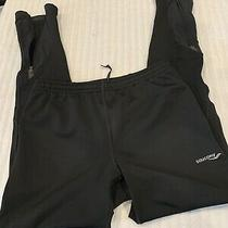 Euc Saucony Bicycle Running Leggings Womens Size Small Black Color Photo