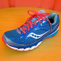 Euc Saucony Ride 7 Road Running Shoes - Women's 8 Photo
