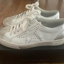 Euc Steve Madden Rezza Sneakers Size 7 Golden Goose Dupes Photo