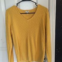 Euc Talbots v Neck Sweater Xl Photo