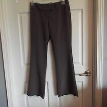 Euc the Limited Drew Fit Womens 6 Brown Taupe Dress Pants - Photo