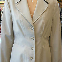 Euc the Limited Sz S Tan Fitted Business Jacket - Modern Styling Photo