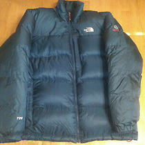 Euc the North Face Summit Series Elysium Down Jacket 700 Fill Dark Blue Xxl Photo