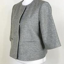 Euc Theory Wool Blend Jacket Blazer Size M Beautiful Photo