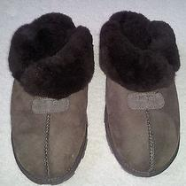 Euc Women's Ugg Coquette Slippers Sz 11 Photo