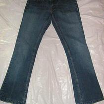 Euc Womens Express Blue Jeans Size 0 Photo