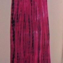 Euc (Worn 2x) c&c California Tie Dye Maxi Skirt Confty & Soft S 4 6 Photo