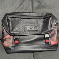 Excellent Condition Coach Messenger Bag With Gift Box Photo