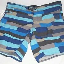 Excellent Condition Mens Patagonia Swimsuit. Amazing Pattern. Photo