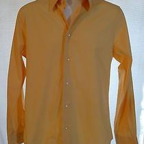 Excellent Condition Peach Men's Shirt - Likely Express Photo