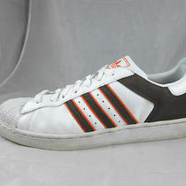 Excellent Gently Worn Adidas  Superstar 2 Cb Cleveland Colorpack Men's Size 13 Photo