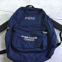 Excellent Jansport Blue Backpack Photo
