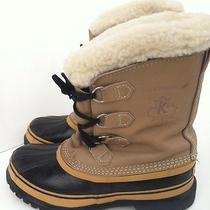 Excellent Sorel Caribou Kaufman Men Size 8...northface Patagonia Nike Iphone Photo