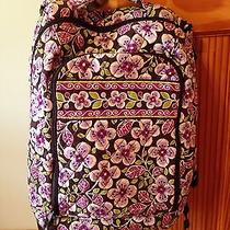 Excellent Vera Bradley Laptop Backpack Photo