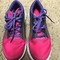 Excellent Youth Girls Reebok Ortholite Sneaker  Shoes Size 5.5 Photo