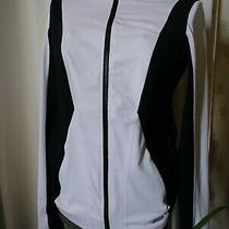 Exp Core Performance Jacket Womens Size Medium Activewear Exercise Zipper Photo
