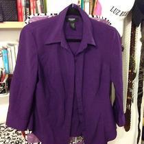 Expres Blouse Purple Photo