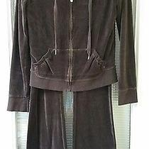 Express 2 Piece  Warm Up Walking Jogging Leisure Athletic Suit Size Small Womens Photo