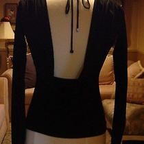 Express Backless Top Size M               Photo
