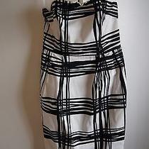Express Black and White Dress Size 2 Photo