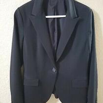 Express Black Blazer Size 10 Photo