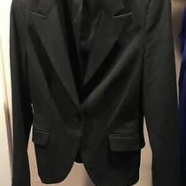 Express Black Blazer Size 6 Photo