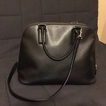 Express Black Dome Satchel Photo