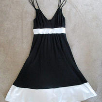 Express Black Dress Small Sleeveless Summer Photo