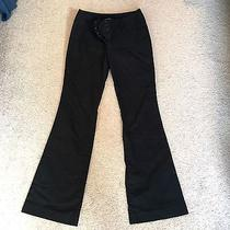 Express Black Editor Dress Pants Sz 0 Photo