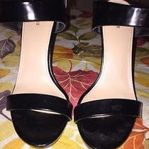 Express Black High Heels  Photo