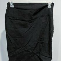 Express Black High Waisted Skirt Size 12 Photo