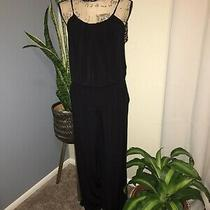 Express Black Jumpsuit Size Small New Without Tags Photo