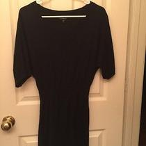 Express Black Lbd Fitted Dress Size Small Photo