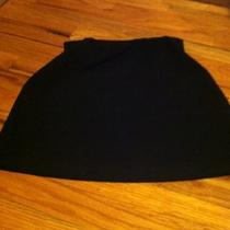 Express Black Mini Skirt Size S Photo