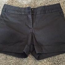 Express Black Shorts W/cuff - Size 6 Photo