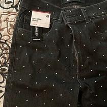 Express Black Skinny Jeans 4r Photo