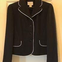 Express Black Tailored Blazer Jacket 9/10 Photo