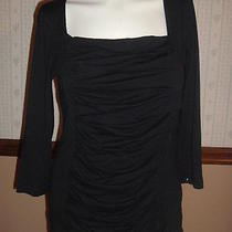 Express  Black Top  Size Large Photo