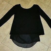 Express Black Top Size Xs Photo