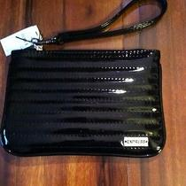 Express Black Wristlet New With Tags Photo