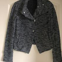 Express Blazer Jacket Gray/black Size Xs Nwot Photo