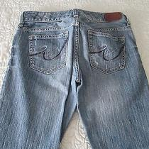Express Boot Cut Jeans - Size 4r Photo