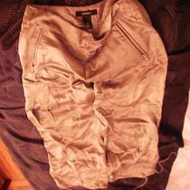Express Brand 100% Silk Cargo Pants Photo